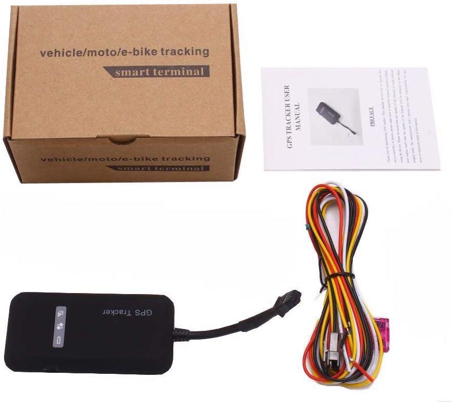 Localizador de vehículo en tiempo real GPS/GSM/GPRS/SMS para ...