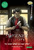 Sweeney Todd: The Demon Barber of Fleet Street, Quick Text: The Graphic Novel (Classical Comics: Quick Text) by Sean Michael Wilson (Adapter), Clive Bryant (Editor) (7-Aug-2012) Paperback