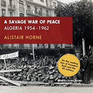 A Savage War of Peace Audiobook