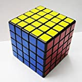 ShengShou 5x5 Speed Cube, Black