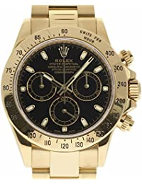 Daytona swiss-automatic mens Watch 116528 (Certified Pre-owned)