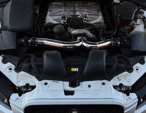 Jaguar XF V6 Supercharged Performance Intake Tube Kit 2010-2014 mode;ls by Mina Gallery
