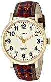 Timex Unisex TW2P69600AB Heritage Collection Analog Display Quartz Brown Watch