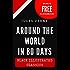 Around The World In 80 Days: Black Illustrated Classics (Bonus Free Audiobook) (English Edition)