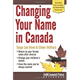 Changing Your Name in Canada