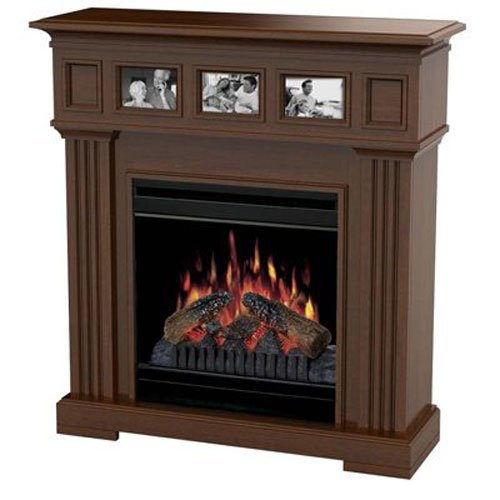 Cheap Dimplex North America DFP20-1222MA Mocha Finish Electric Fireplace Black Friday & Cyber Monday 2019
