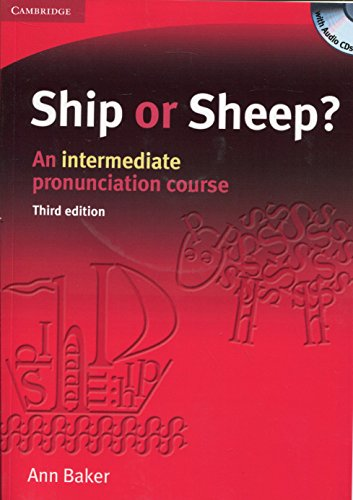- Ship or Sheep? Book and Audio CD Pack: An Intermediate Pronunciation Course
