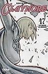 Claymore, tome 17 : Les griffes du souvenir par Yagi