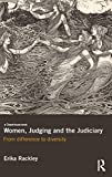Women, Judging and the Judiciary, Erika Rackley, 0415548616