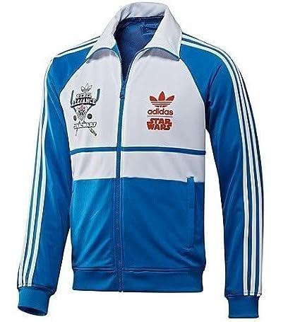 Adidas Star Wars de chándal de la chaqueta: Amazon.es: Electrónica