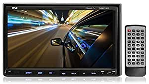 Pyle PLDN74BTI Double DIN TFT Touchscreen, 7-Inch (Discontinued by Manufacturer)