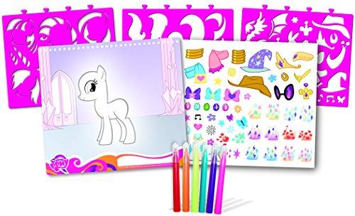 Buy My Little Pony Full Size Sketch Portfolio With Art Set