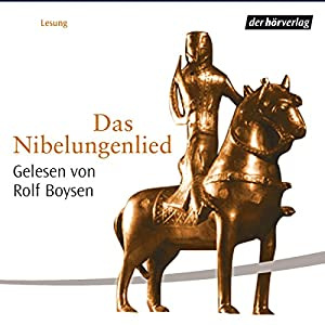 Das Nibelungenlied Hörbuch