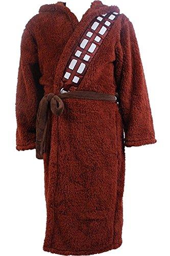 Star Wars Chewbacca Robe (Mesodyn Star Wars Robe Chewbacca Bathrobe Adult Size)