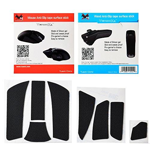 Mcbazel Tuact Silicone Gel Anti-slip Stick for Venom-X4 Mouse Wand Controller
