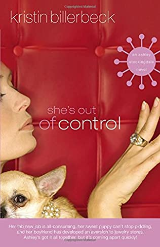 book cover of She\'s Out of Control