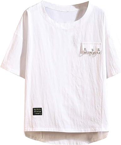 Sylar Camiseta Suelto para Hombre Camisetas Hombre Manga Corta ...