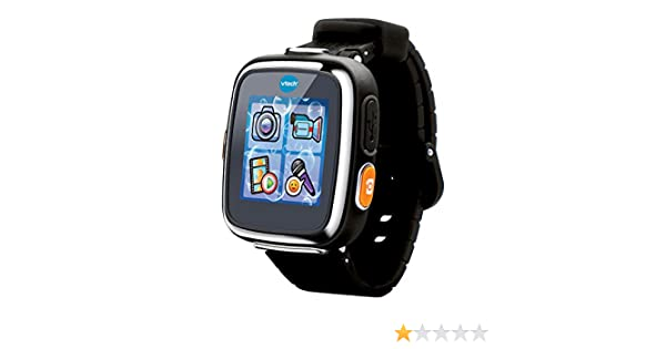 Amazon.es: VTech 80-171664 Kidizoom - Smartwatch Infantil, Color Negro