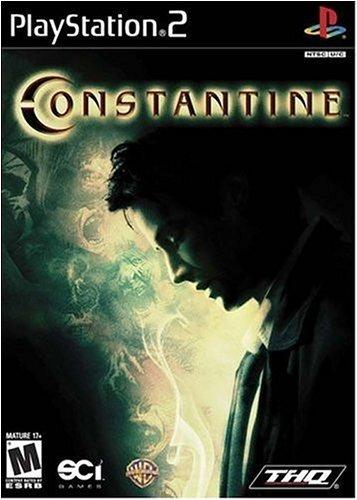 Constantine - PlayStation 2