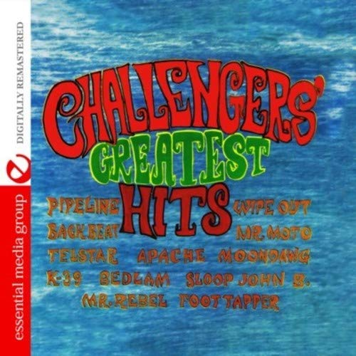 Price comparison product image Challengers' Greatest Hits (Digitally Remastered)