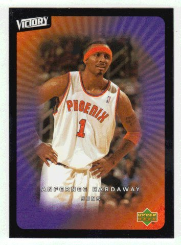 - Anfernee Hardaway (Basketball Card) 2003-04 Upper Deck Victory # 75