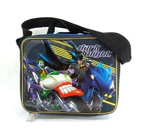 Batman Insulated Lunch Box - Batman and Joker on Motorcycle