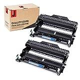 brother 2240 drum - JetSir Compatible Brother DR420 DR 420 Drum Units 2-Pack, Use for TN450 Toner for Brother HL-2270DW HL-2280DW HL-2230 HL-2240 HL-2240D MFC-7860DW MFC-7360N DCP-7065DN Intellifax-2840 Printer