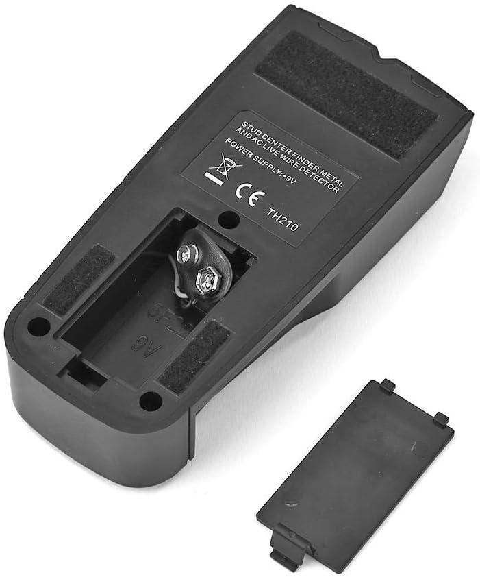 Holz- Rohr- tidystore Ortungsger/ät 3 in 1 Multifunktionsstab Scanner Detektor Stud Finder Metalldetektor f/ür Metall- AC-Spannungsf/ührenden inklusive Batterie Stromleitungs-