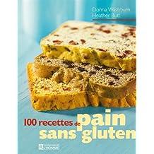 100 recettes de pain sans gluten