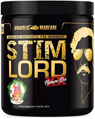 Stim Lord Numero Do