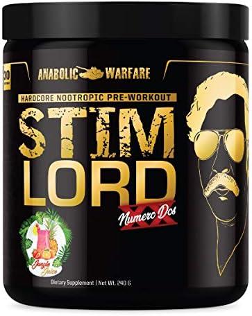 Stim Lord Numero Dos by Anabolic Warfare – Jungle Juice