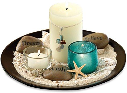ELK Lighting Estrella Round Candle Garden Set