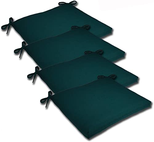 Comfort Classics Inc. Set of 4 19W x 17Dx 2H Spun Polyester Outdoor SEAT Cushion