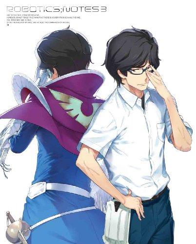 Robotics; Notes - 3 (DVD+CD+BOX) [Japan LTD DVD] ANZB-6185