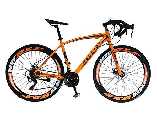 🥇 Helliot Bikes Sport 03 Bicicleta de Carretera Urbana