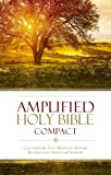 Amplified Holy Bible, Compact, Hardcover: Captures the Full Meaning Behind the Original Greek and Hebrew