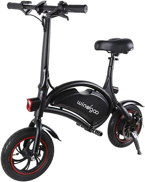 Windway Bicicleta Electrica Plegable Urbana E-Bike 36V 350W: Amazon.es: Deportes y aire libre