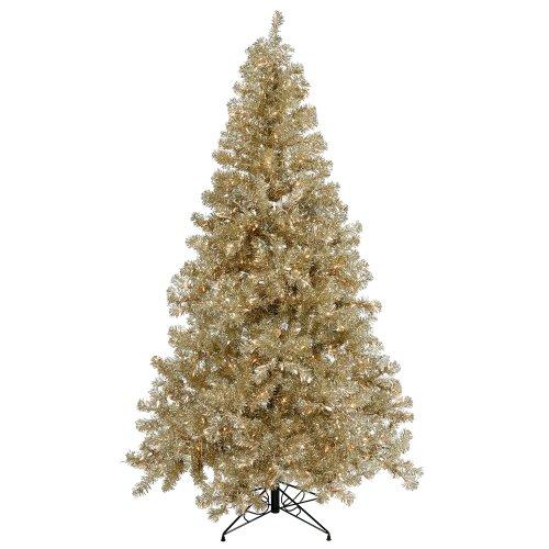 Vickerman Champagne Series Christmas Tree