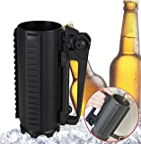 Battle Combat Mug Cup Detachable Tactical Military Multifunction Aluminum Carry Outdoor Sport Solid Beer Cup with Rail