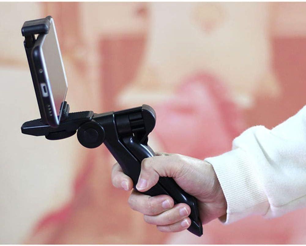 DZSF Mobile Phone Camera Tripod Bluetooth Remote Self-Timer Telescopic Bracket Mobile Phone SLR Mini Portable Lightweight Stabilizer