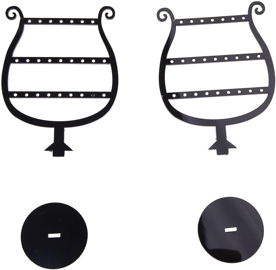 Cikuso 100x 7mm Rivets Ronds Goujons Coniques Bronze Clous decoratifs pour Bricolage Artisanat