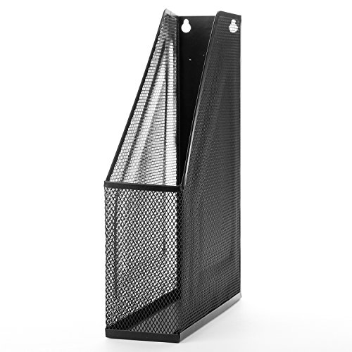 Mounted Freestanding Document Magazine Holder