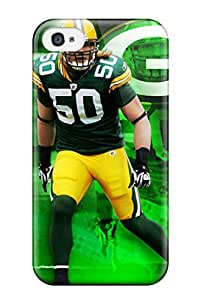 Protection Case For Iphone 4/4s / Case Cover For Iphone(greenay Packers )