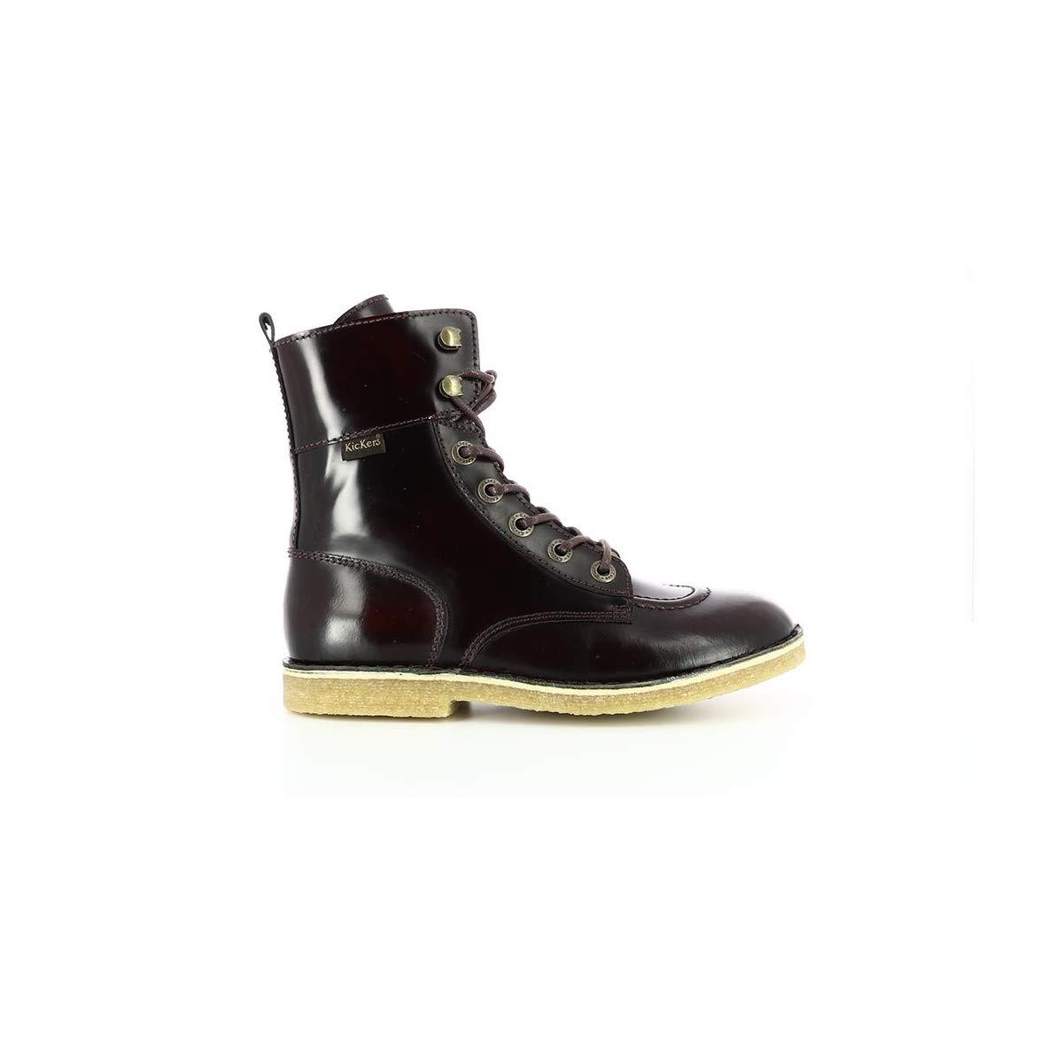 237db6df6ddaf4 Kickers Range, Bottillon Femme,: Amazon.fr: Chaussures et Sacs