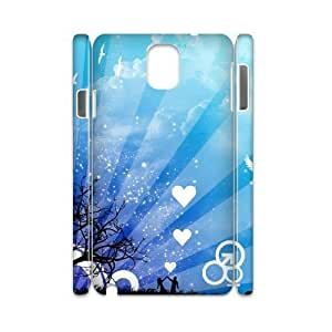 Love DIY 3D Cover Case for Samsung Galaxy Note 3 N9000,personalized phone case ygtg605165