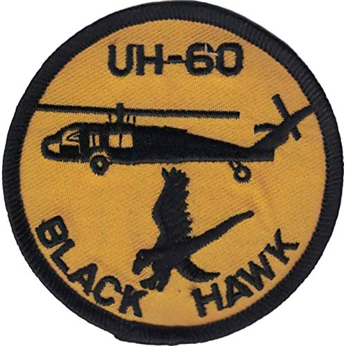 """Used, U.S. Army UH-60 Black Hawk Helicopter Patch 3"""" for sale  Delivered anywhere in USA"""