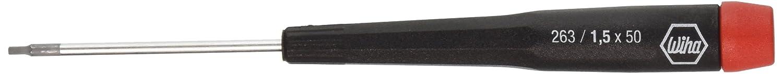 Wiha  96315 Precision Hex Metric Screwdriver 1.5 x 50mm