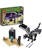 LEGO Minecraft the End Battle 21151 Building Kit (222 Piece)