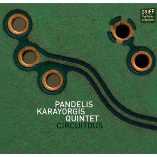 Circuito Ups : Circuitous by pandelis karayorgis quintet on amazon music