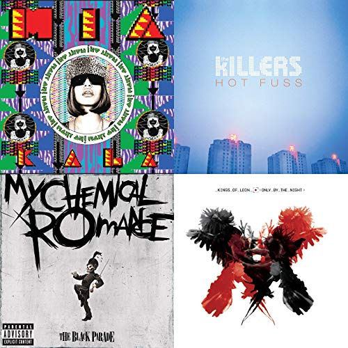 '00s Alternative Hits (30 Seconds To Mars Queens And Kings)